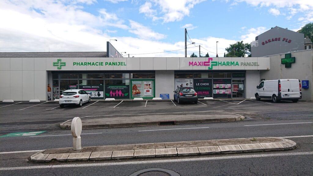 Façade Pharmacie Anne Panijel
