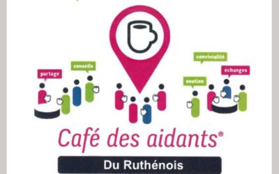 Café des aidants | Du Ruthénois